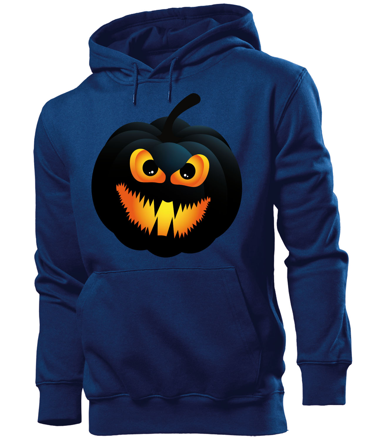 halloween dark pumpkin face kotst m k rbis gesicht herren hoodie s xxl. Black Bedroom Furniture Sets. Home Design Ideas