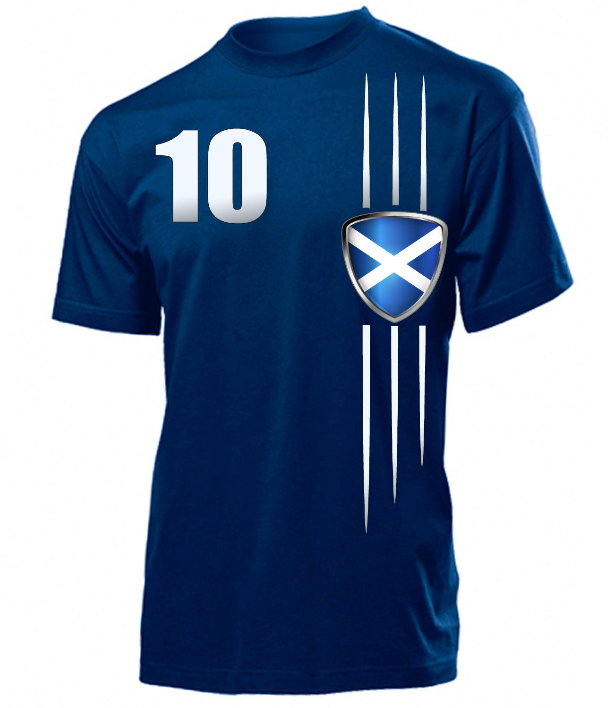 fussball fanartikel wm 2018 scotland fanshirt t. Black Bedroom Furniture Sets. Home Design Ideas