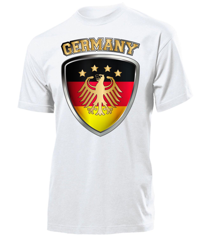 fussball fanartikel wm 2018 germany fanshirt t shirt. Black Bedroom Furniture Sets. Home Design Ideas