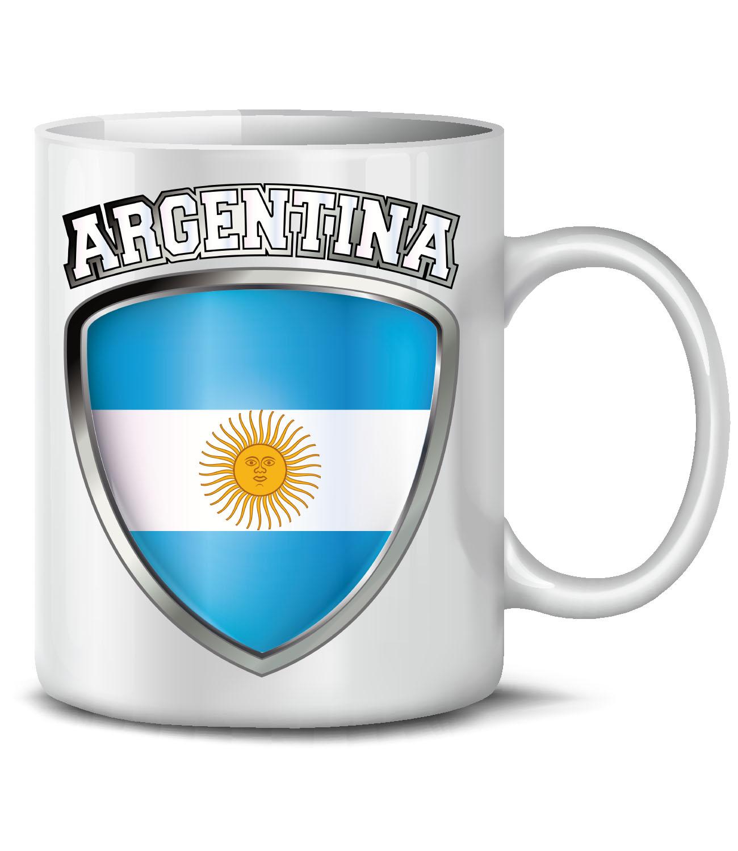 fussball wm 2018 fanartikel argentina kaffeebecher. Black Bedroom Furniture Sets. Home Design Ideas